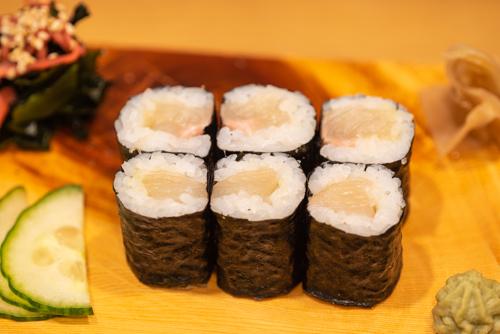 oryza sushi maki poisson d'eau douce