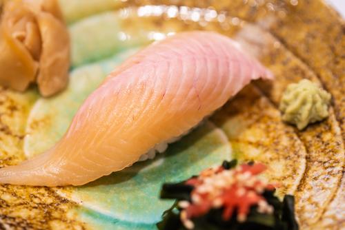 oryza sushi Nigiri Poisson d'eau douce