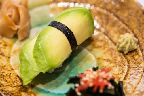 """oryza sushi Nigiri Avocat """"Abokado"""""""