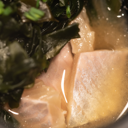 "oryza sushi Soupe Miso ""Shiro"""