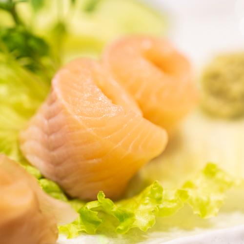 oryza sushi sashimi poisson d'eau douce