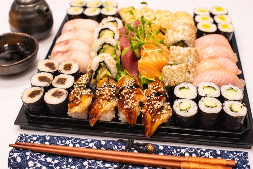 oryza sushi oryza sushi plateau 56pces