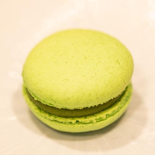 oryza sushi Macaron Thé Vert Matcha