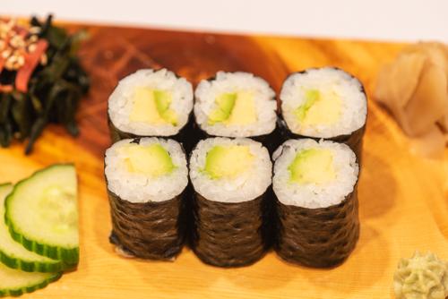 oryza sushi maki avocat