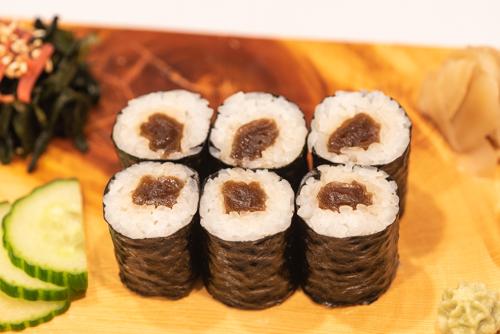 oryza sushi maki courge marinée