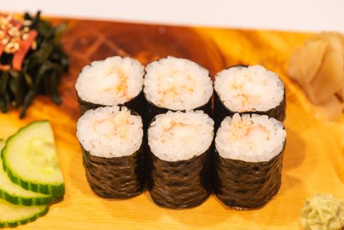 oryza sushi maki crabe des neiges
