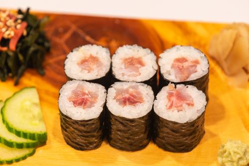 oryza sushi maki dorade bar