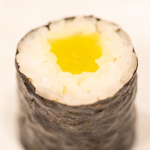oryza sushi maki radis mariné