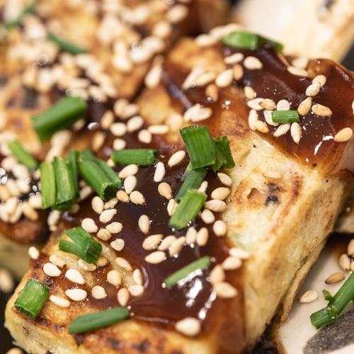 """oryza sushi Brochette """"Okonomiyaki"""""""