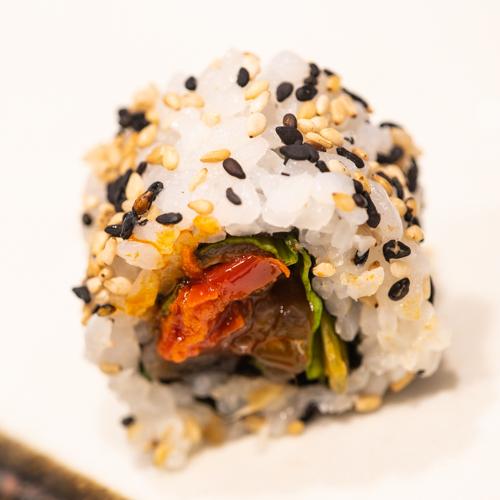 """oryza sushi Uramaki Bar-Dorade """"Épicé"""""""