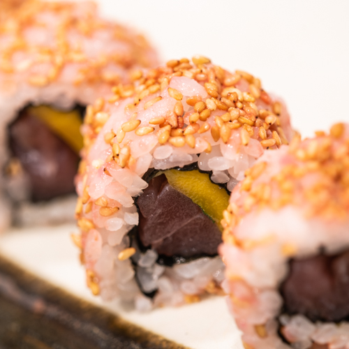 oryza sushi Uramaki Thon & Mangue