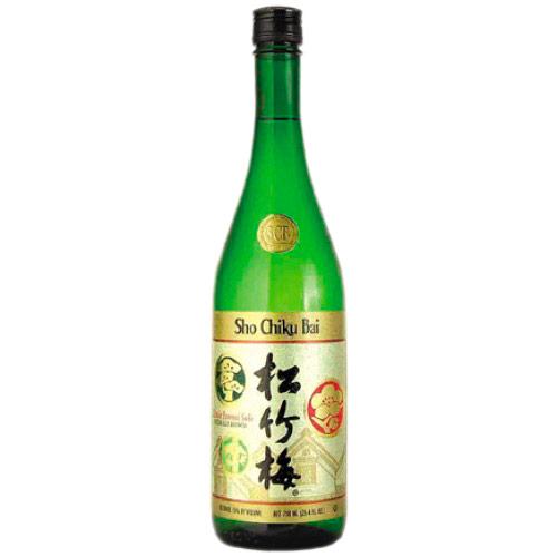 ORYZA Sushi Saké Sho Chiku Bai Classic