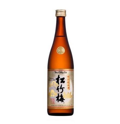 ORYZA Sushi Saké Sho Chiku Bai Tokubetsu