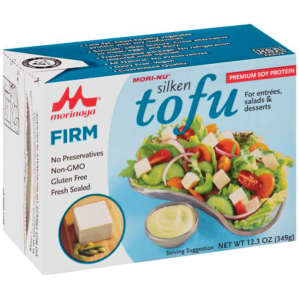 oryza tofu soyeux morinaga